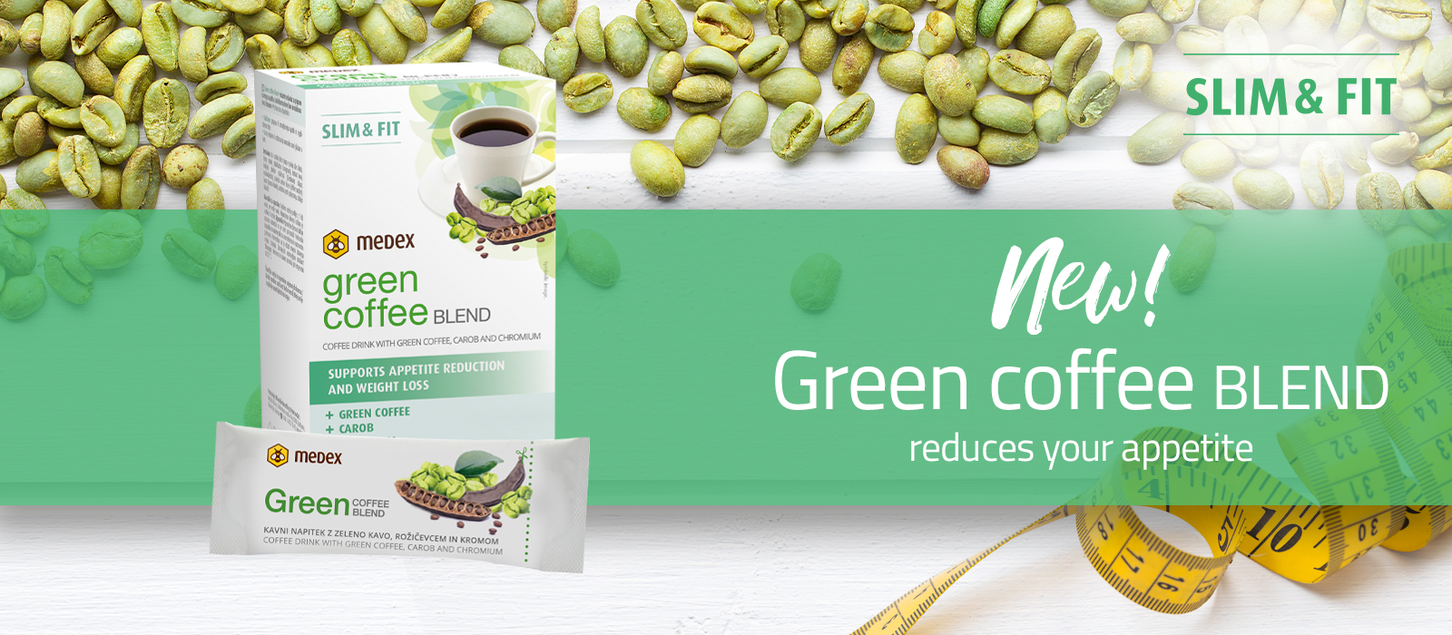 NEW Green Coffee Blend